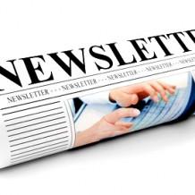 Newsletters associative per il centro sud